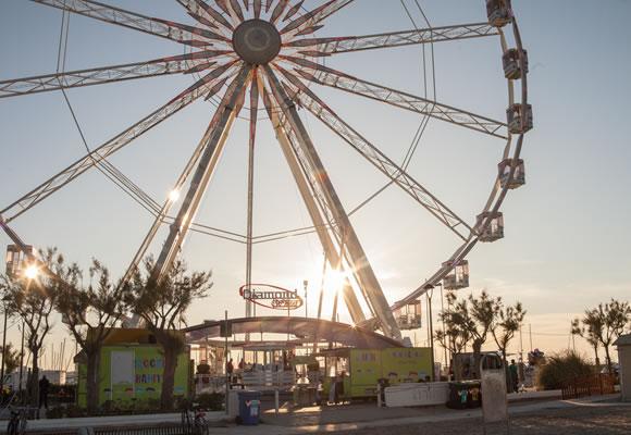Riesenrad In Rimini öffnungszeiten Preise Und Wo Sich Das